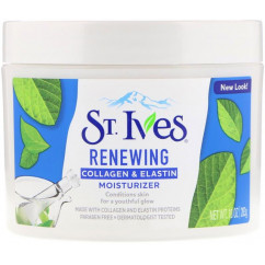 St. Ives Renewing Collagen & Elastin Moisturizer 10 oz (283 g)