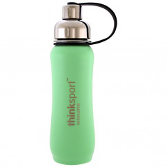 Think Thinksport Insulated Sports Bottle Mint Green 17 oz (500 ml)