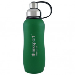 Think Thinksport Insulated Sports Bottle Green 25 oz (750ml)