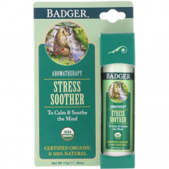 Badger Company Stress Soother Tangerine & Rosemary .60 oz (17 g)