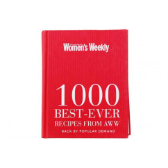 Australian Women's Weekly - 1000 Best Ever Recipes *FLASH DEAL*