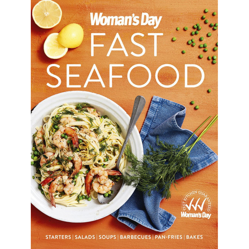 Woman's Day Fast Seafood Cookbook
