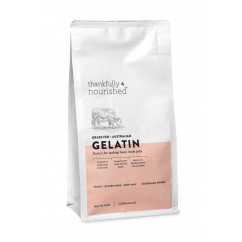 Thankfully Nourished Australian Gelatin 450g