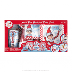 Elf on The Shelf North Pole Breakfast Party Pack