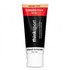 Think, Thinksport, EveryDay Face, SPF 30+, Naturally Tinted, 2 oz (59 ml)