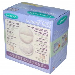 Lansinoh, Disposable Nursing Pads, 36 Individually Wrapped Pads
