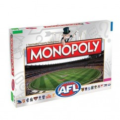 Monopoly AFL Football Edition Board Game