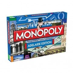 Monopoly Adelaide Edition Board Game