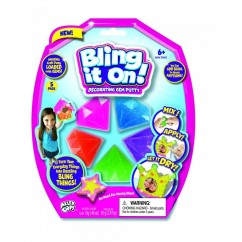 Bling It On – MINI- 5Ct Colour Assorted 6+ Years ...NEW!