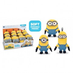 "Minions Plush Licensed Buddies 6"" - Assorted"