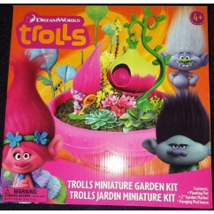 Trolls Garden Playset NEW!