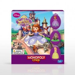 Sofia the First Monopoly Junior Board Game