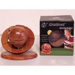 Montreal 3D Puzzles Sports Series - Baseball Puzzle