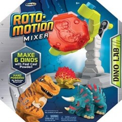 Roseart Roto-Motion Mixer Dino Lab
