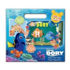 Disney Pixar Disney Finding Dory Make Your Own Paper Aquarium Kit Arts & Craft