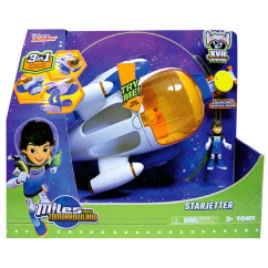 Disney Junior Miles From Tomorrowland Deluxe Vehicle - Star Jetter