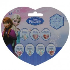 Disney Frozen Ring Set - A Ring for Everyday!