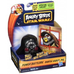 Angry Birds Star Wars Power Battlers Darth Vader Pig Battler