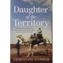 Daughter of the Territory Jacueline Hammar
