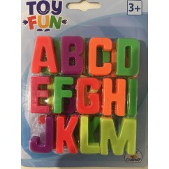 Toy Fun Magnetic Letters 35 mm