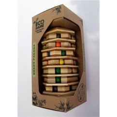 """Bamboo Puzzles """"ECO Series"""" - Screw Tower 3"""