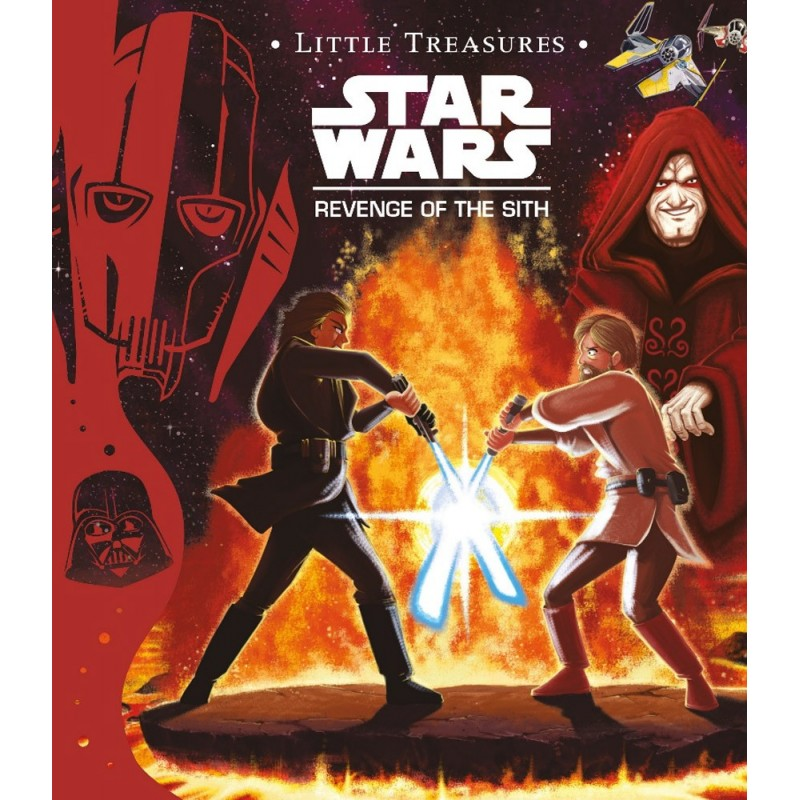 Star Wars Little Treasures Revenge Of The Sith Just Released Toy Circle