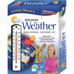 Livinia Nixon's Discover the Weather Educational Kit ... SUPER SPECIAL!