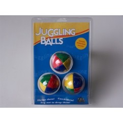 Juggling Balls, Large, set of 3