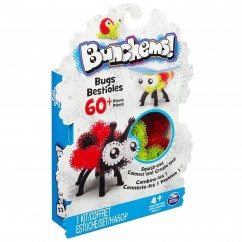 Bunchems! Bugs Bestioles 60+ pieces