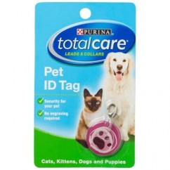 Purina Totalcare Pet ID Tag