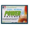 Cathay Herbal Cool Herbal Power Patches x 10 Dermal Patches *** FLASH SALE ***