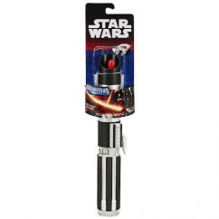 NEW Star Wars Extendable Lightsaber Darth Vader Hasbro B2915 Bladebuilders