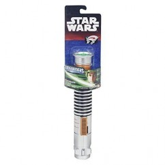 Star Wars Extendable Lightsaber Luke Skywalker Hasbro C-3252A