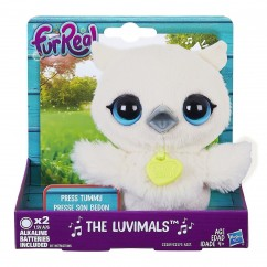 HASBRO FURREAL THE LUVIMALS BABY GRAND C2289