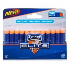 Nerf Official N-Strike Elite Series 12-Dart Refill Pack