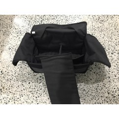 MIRoTec Technology Insulated Delivery Bag Black - with Internal Compartments