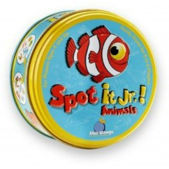 Spot It! Animals Card Game
