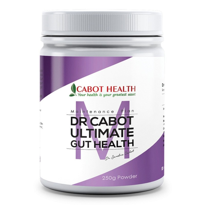 Cabot Health Dr Cabot Ultimate Gut Health 250g