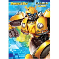 Transformers Bumblebee Sticker Activity Book