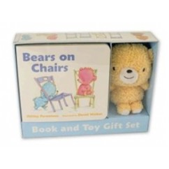 Bears on Chairs: Book & Toy Gift Set