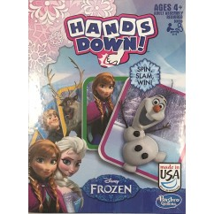 Disney Frozen Hands Down Game 4+ Years