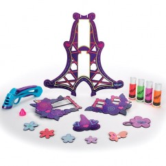 Play-Doh Dovinci Flower Tower NEW!